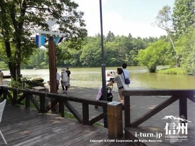 塩沢湖全景Ⅱ