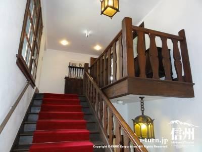 ニ階への階段Ⅰ