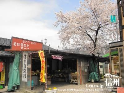 自然派食品の店