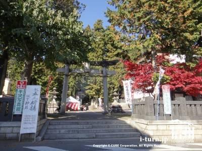 坂下神社入口