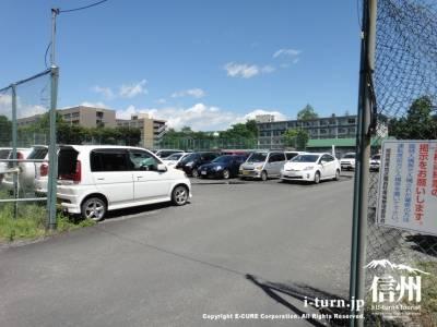 旭団地南地区職員駐車場