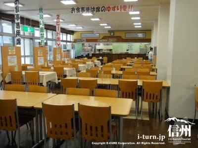 旭会館食堂