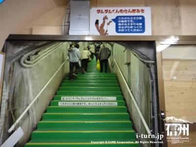 220段の階段