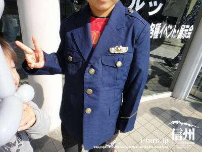 子供用の制服