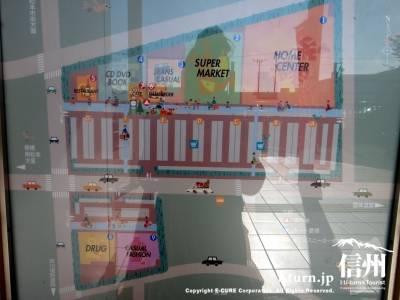 商業施設見取り図