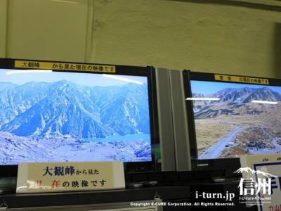 大観峰、室堂のライブ映像