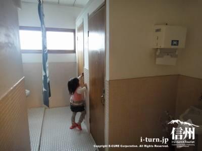 レトロなトイレ