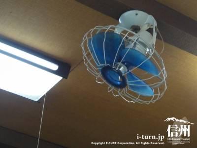 昭和の扇風機
