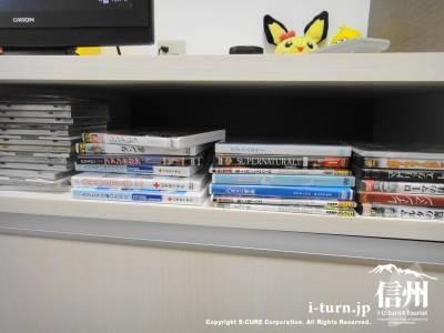 映画DVDなど