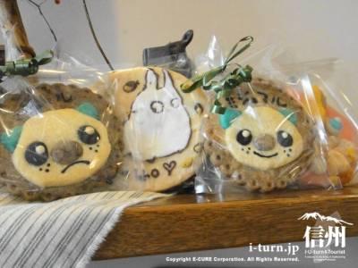 ミジュマルとトトロのデコレーションクッキー