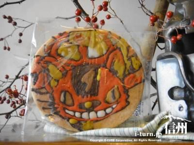 猫バスのデコレーションクッキー