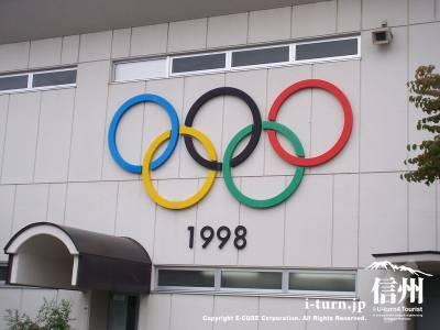 軽井沢オリンピック記念館全景Ⅱ