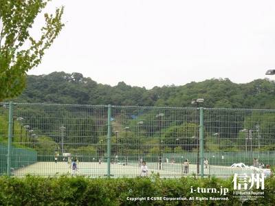 スカップ軽井沢テニスコートⅠ