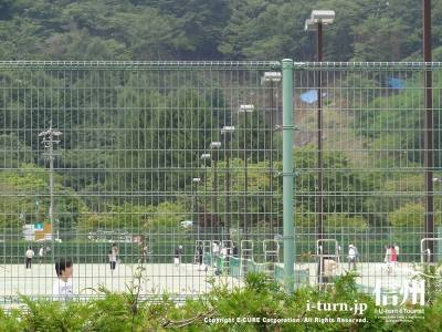 スカップ軽井沢テニスコートⅡ