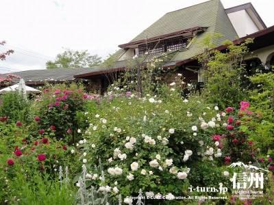 軽井沢レイクガーデンレストラン&カフェ・ホテル