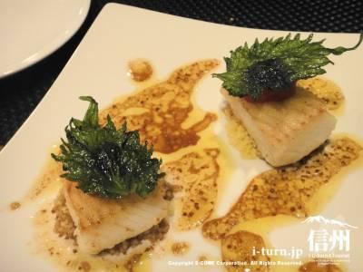 魚料理 ポワソン