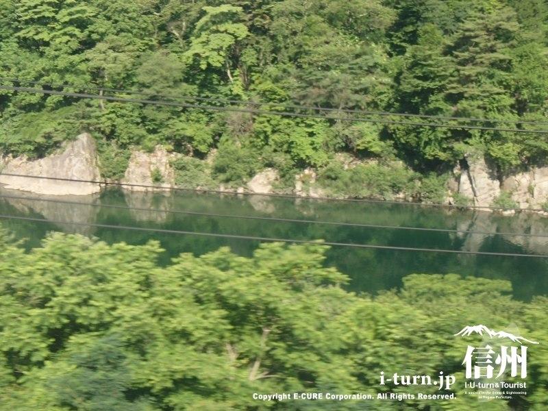 特急「しなの」(1)|明科~上松|奈良井川・木曽川を車窓から眺めながら