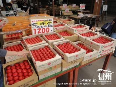 本日の大特価はトマト