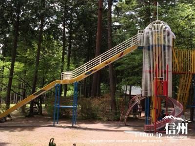 遊具紹介 巨大滑り台
