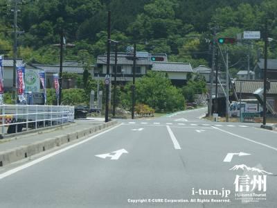 剣道251号線を進み「阿島自動車学校前」を右折します