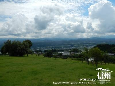 平和の丘から見る景色