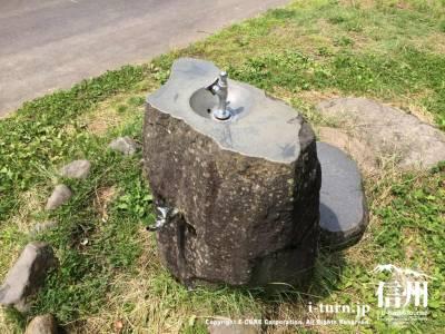 水飲み場は今までと同じ