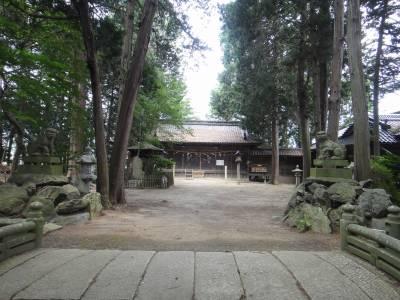 三柱神社|「神様のカルテ」ロケで一止と榛名がお参り|安曇野市三郷