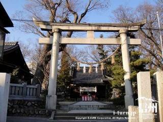 塩釜神社|塩作りを広めた神の神社|松本市蟻ヶ崎