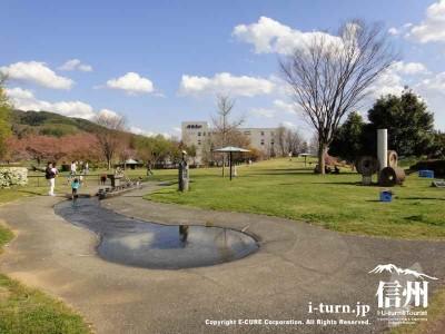 みのわ天竜公園|天竜川沿いの親水公園|上伊那郡箕輪町