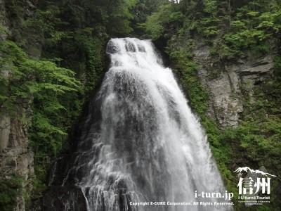 番所大滝|乗鞍に来たら是非寄りたい!落差40Mの滝|松本市安曇