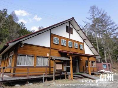 赤沢自然休養林|伊勢神宮に使われるヒノキを切り出す森林の資料館|木曽郡上松町