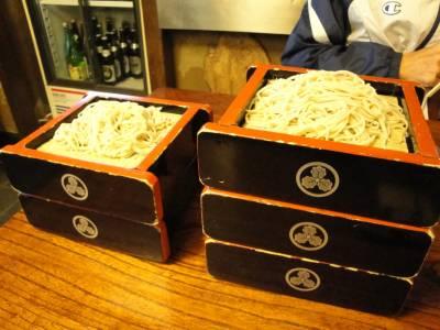 生そば こばやし|伝統を守り続ける、百有余年の伝統ある老舗|松本市大手