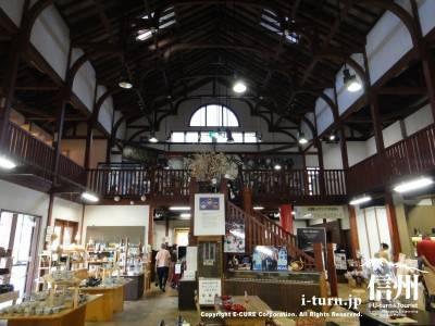 道の駅木曽ならかわ|木曽漆の歴史と技術を楽しく知れる|塩尻市木曽