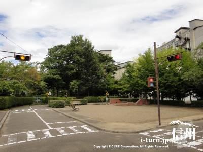 しののい公園|子供に交通ルールを具体的に学べる交通公園|長野市篠ノ井