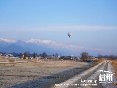 安曇野气船 その1|熱気球とクリアボートで安曇野の自然を存分に味わえる体験プランを|安曇野市穂高