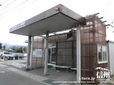 松本インター前高速バス利用者専用駐車場|東京・大阪・名古屋へ|松本市島立