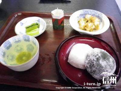 池田屋餅店|穂高神社鳥居隣の大福の老舗|安曇野市