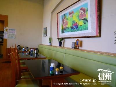 穂高食房 味彩館|直売所・vif穂高にあるレストラン|安曇野市穂高