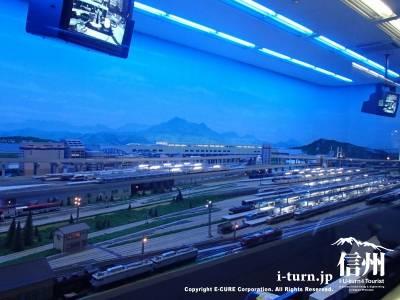 トレインギャラリーNAGANO(2)|鉄道ファンも、ファンでなくとも楽しめる「ミニチュア鉄道博物館」|長野県須坂市