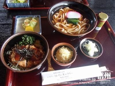 トレインギャラリーNAGANO(1)|併設レストラン「信州十割そば処 トレイン」 を利用で割引に|長野県須坂市