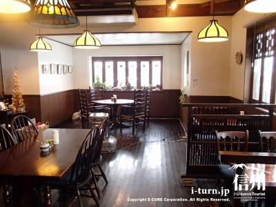 喫茶 虹の村陶苑|手づくりケーキ・手入れコーヒーも美味しい隠れ家的な喫茶店|安曇野市穂高