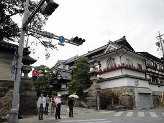 善光寺 (参道入口~仁王門~仲見世通り)|長野市