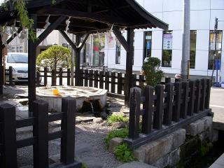 源智の井戸|松本市