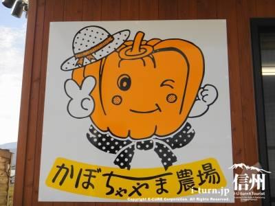 かぼちゃやま農場|りんご・いちご・もも狩り、蕎麦もおいしい直売所|松川村西原
