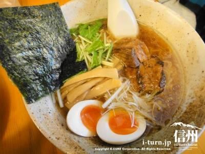 らーめん小太郎|懐かしい味がするあっさり系ラーメン|松本市市場