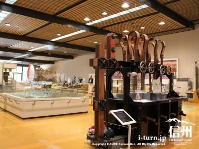 大町エネルギー博物館【1】|各種エネルギー関係の模型や資料|大町市平