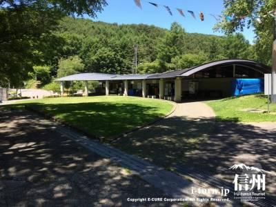 鳥居平やまびこ公園|一日中楽しめる複合施設公園|岡谷市内山