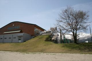 白馬中学校ジャンプ台
