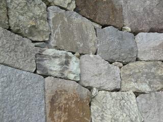 上田城の石垣2