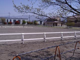 松本市馬術競技場